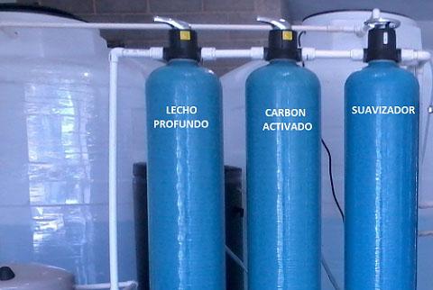 planta purificadora de agua