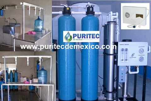 purificadora de agua promocion