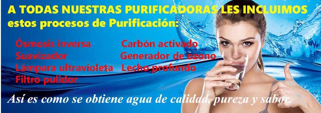 metodos purificacion