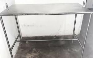mesa de llenado de garrafones