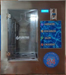 Despachador de agua automatico mini